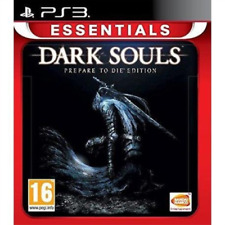 Playstation 3 Reorderable-Dark Souls Prepare To Die Ess Ps3 (UK IMPORT) GAME NEW