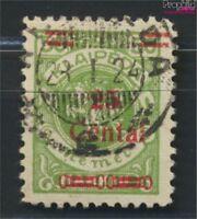 Memelgebiet 218 geprüft gestempelt 1923 Aushilfsausgabe (9039361