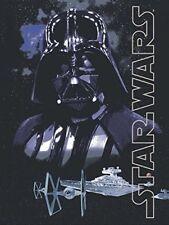 Star Wars Darth Vader Dark Lord Sherpa Silk Oversized Throw Blanket Warm NEW