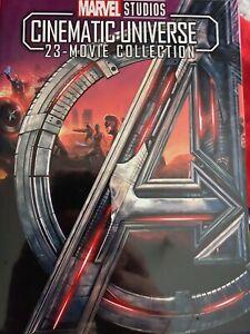 Marvel Studios Cinematic Universe 23 movie Collection DVD