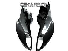 2010 - 2014 Ducati Multistrada 1200 Carbon Fiber Air Ram Intake Covers - 1x1