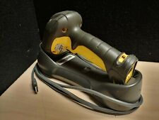 Symbol Ds3578-Dp2F005Wr Blutooth Laser Barcode Scanner W/ Cradle