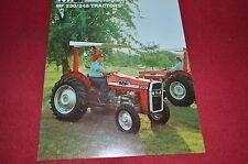 Massey Ferguson 230 245 Tractor Dealer's Brochure DCPA4