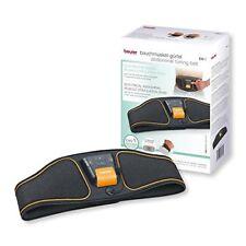 Beurer EM 37 Elettrostimolatore Cintura per addominali frontali e laterali Uni