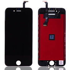 LCD Touch Screen Digitizer Front Glass Replacement for iPhone 6 Plus Black