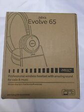 Jabra Evolve 65 Professional Wireless Headset W/Charging Stand 6599-823-399