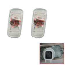 2Pcs Side Fender Turn Signal Light-Repeater For Chyrsler Serbring Dodge Jeep