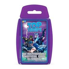 The Independent and Unofficial Guide to Fortnite Top Trumps Card Game