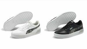 Puma Cabasag Untamed Ladies Streetstyle Trainers Clubwear Casual Shoes Trainers