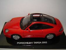Porsche 911 Targa of 2002 Red to the / of 1 /43°