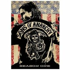 Sons of Anarchy - Season 1 (DVD) Season 2, Season 3, Season 4 & Season 5 Sealed