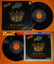LP 45 7' LEANO MORELLI Musica regina Tu si no io ma 1980 italy PHILIPS cd mc dvd
