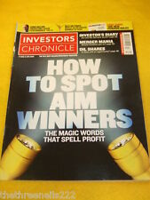 INVESTORS CHRONICLE - SPOT AIM WINNERS - MARCH 31 2006
