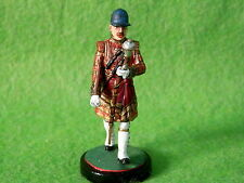 SARUM SOLDIERS - 20TH CENT BRITISH MILITARY MODEL  54MM WELL PAINTED  METAL 3A
