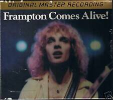 Frampton, Peter Comes Alive MFSL GOLD docd NUOVO OVP Seal