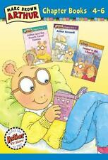 Arthur Chapter Books #4-6 Brown, Marc Hardcover