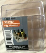 Clear Plastic Vanity Organizer Lip Stick -13 Compartments -  Free Ship
