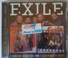 Exile Hang On to Your Heart 2 albums (1999)