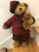 Dan Dee Collectors Choice Teddy Bear stuff animal Plush Standing