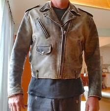 Avirex Leather Motorcycle Jacket