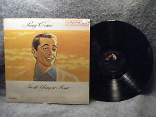 33 RPM LP Record Perry Como For The Young At Heart RCA Victor Records LPM-2343