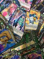 Dragonball Super Tcg Bulk 200 Cards Lot