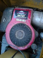 Briggs And Stratton I/C 15HP Engine Vertical Shaft Single Cylinder 28n707-0137