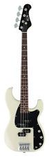FGN J-Standard Mighty Power Bass,Vintage White FGJMPALRVWH
