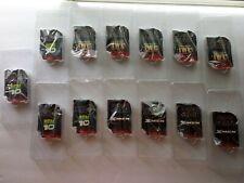 HYPER SCAN X-MEN, INTERSTELLAR WRESTLING LEAGUE & BEN 10 GAMING CARD LOT!