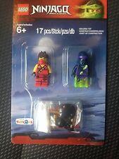 Lego Ninjago 5003085 - Kai + Jeu de chiffre Morro - NEUF ET EMBALLAGE D'ORIGINE