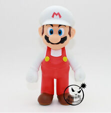"New Super Mario Bros. - 5"" Fire Mario Action figures Doll Free SHIPPING"