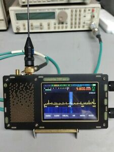 50KHz-2GHz Malachite SDR Receiver Radio DSP SDR Receiver 3.5 inch Touch Screen