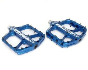 Chromag Dagga Mountain Bike Pedals, Blue