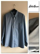 83cb05c12cdfa Eddie Bauer Men s Long Sleeve Relaxed Fit Shirt Size XXL 2XL