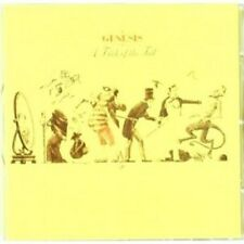 GENESIS - A TRICK OF THE TAIL-REMASTERED  CD 8 TRACKS INTERNATIONAL POP NEU