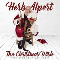 HERB ALPERT - THE CHRISTMAS WISH   CD NEW