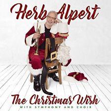 HERB ALPERT - THE CHRISTMAS WISH   CD NEUF