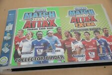 MATCH ATTAX 10/11 Complete set & EXTRA complete with LIMITED EDITIONS
