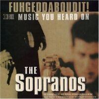 Various - Fuhgeddaboudit!-The Sopranos 3 CD NEW!