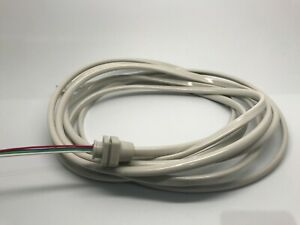 GPO 746 DOLPHIN GREY PSTN TELEPHONE LINE CABLE (2.8M)