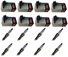 Mercedes W216 W209 W219 W211 Set of 8 Ignition Coils with 8 Spark Plugs OEM