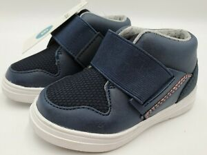 Toddler Boys Size 6 Orion Sneakers Cat & Jack Navy Blue