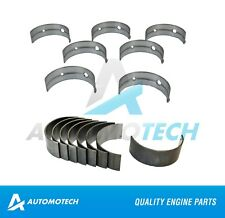 STD Size  Rod & Main Bearing For Chrysler Plymouth Cirrus Voyager 2.4 L DOHC