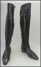 Zip Leather Medium Width (B, M) Over Knee Boots for Women