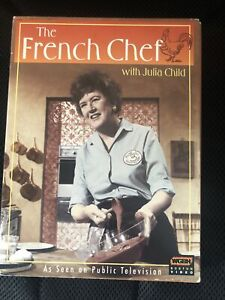 The French Chef With Julia Child DVD