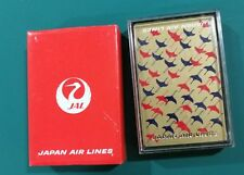 Japan Airlines  playing cards, sealed deck . Made by Nintendo Co.