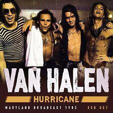 Van Halen - Hurricane (2cd) The Maryland Broadcast 1982 *Sealed*