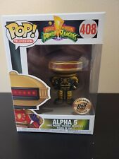 Funko Pop Mighty Morphin' Power Rangers ALPHA 5 Bait Exclusive