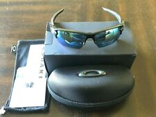 Oakley Flak 2.0 XL Matte Black Frame Prizm Deep H2O Polarized Sunglasses