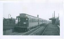Vintage Chicago Transit Authority-Rapid Transit Division car #2719 Douglas Park
